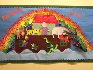 Noah's Ark Display