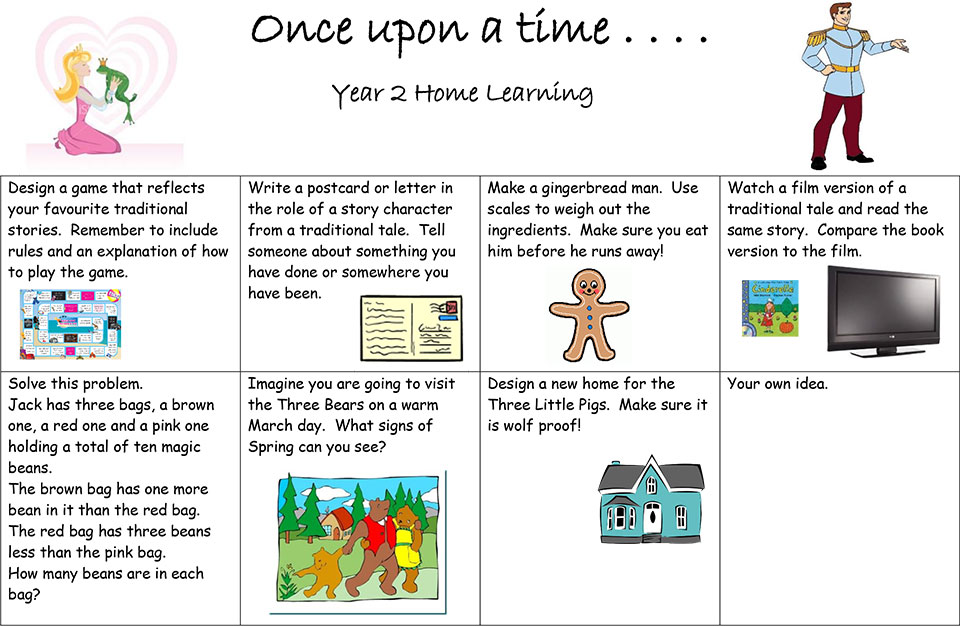 christmas homework for year 3