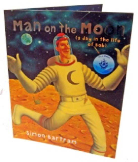 a man on the moom book Man on the moon character description sheet 4 1  i have used this resource for my lower ability year two children to help them describe the character bob out of.