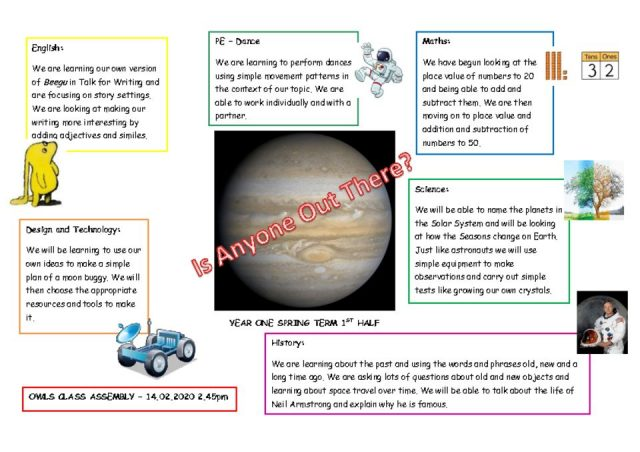 thumbnail of Space topic web